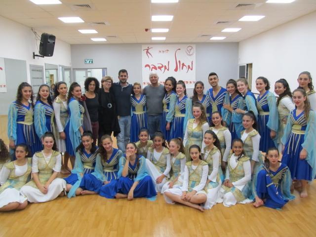 Ma'ale Adumim Machol Midbar Dance Troupe