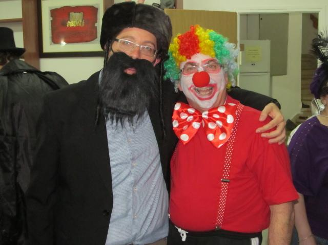 Photos of Purim Night in Ma'ale Adumim