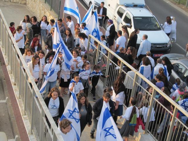 6 Kilometer March in Memory of 6 Million