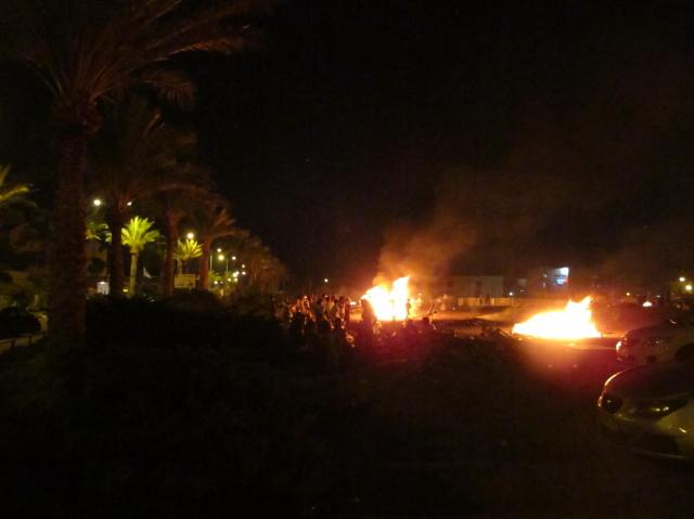 Photos of Lag Ba'Omer in Ma'ale Adumim